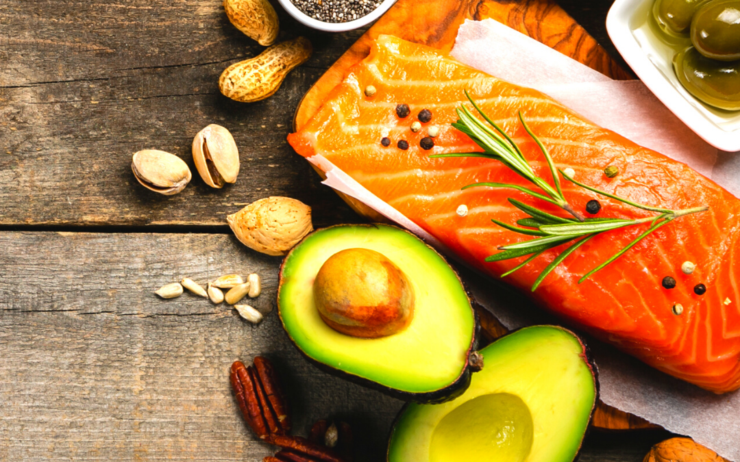 5 Benefits of Omega 3 Fatty Acids