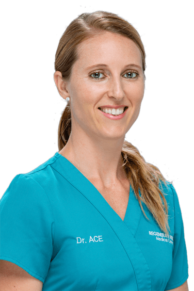 Dr. Alexandra Carswell Engle aka Dr. ACE a Naturopathic Medical Doctor at Regenerate Health Medical Center
