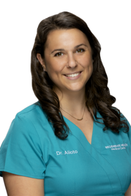 Dr. Rachel Alioto Naturopathic Medical Doctor Profile who works at Regenerate Health Medical Center