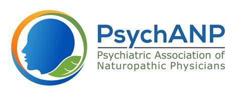 PsychANP - Psychiatric Association of Naturopathic Physicians Logo